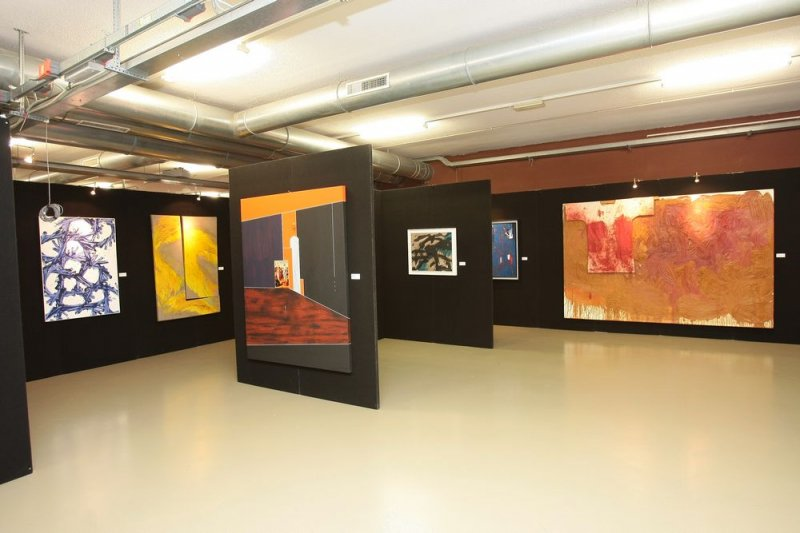 Mostre mostra pittura2009 5 riccardo giraudo for Mostre pittura 2017
